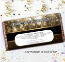 Personalised 110g 'Born In Any Year Awesome'  Chocolate Bar - Happy Birthday N122